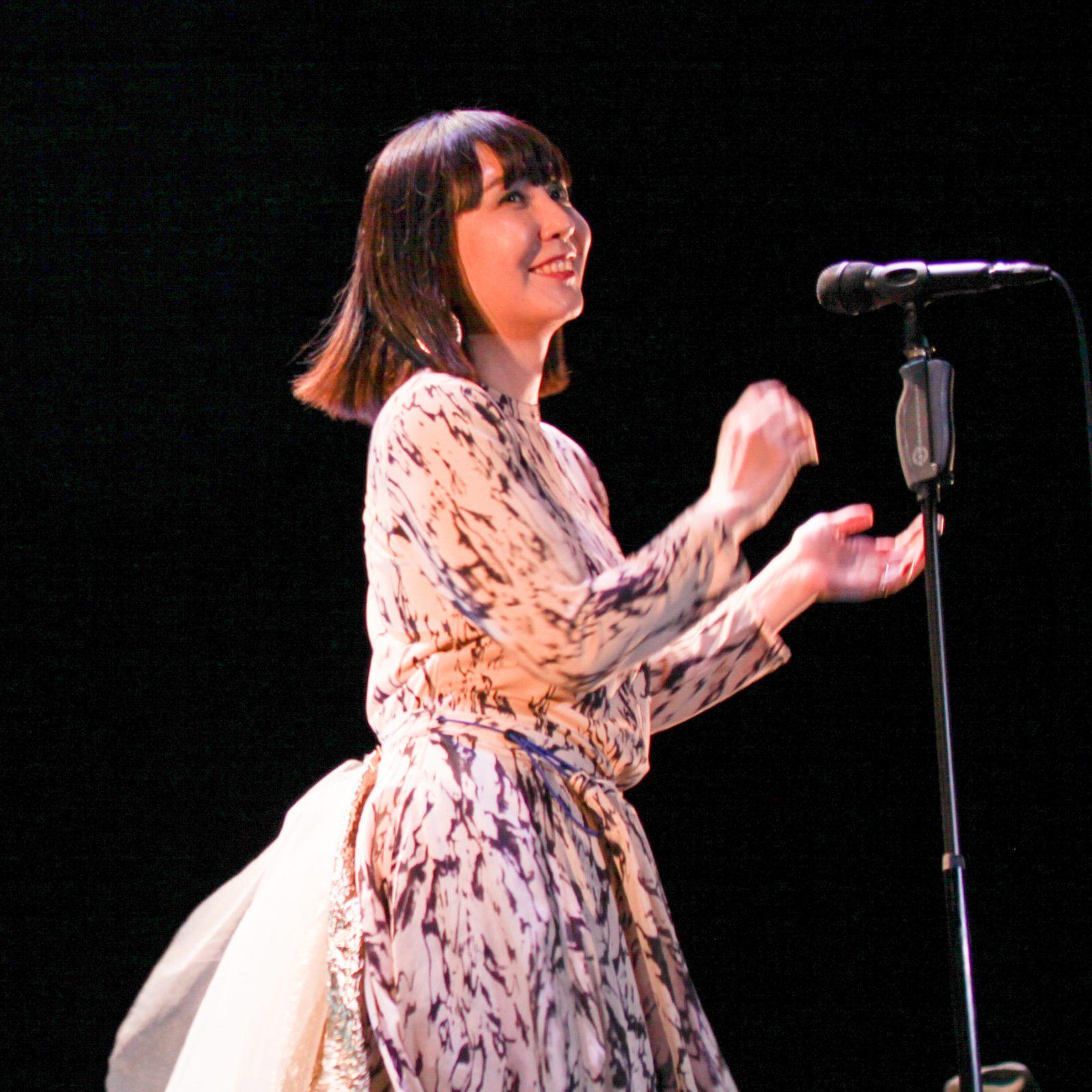 土岐麻子、「BOYフロム世田谷」のライブバージョンがDL・サブスクリプション開始サムネイル画像
