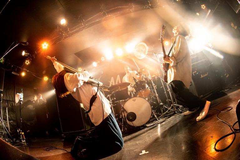 激情の日本語ロックバンド・Maki、新曲「フタリ」リリース記念イベントの対バン発表サムネイル画像!