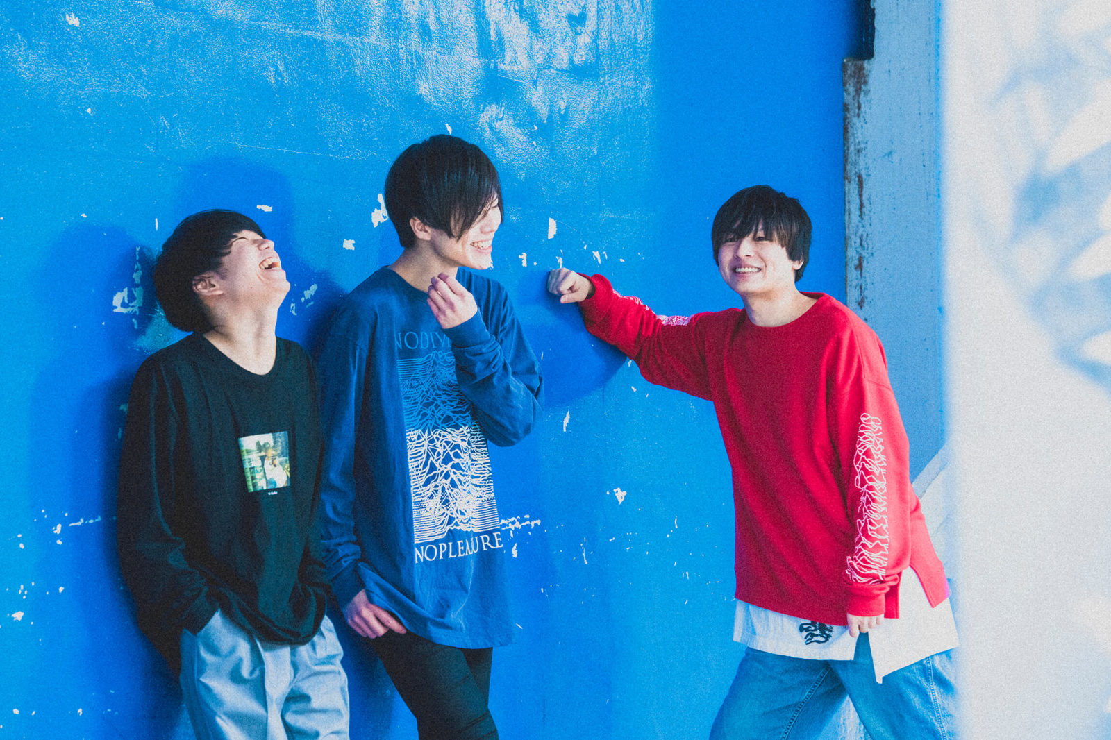 Plot Scraps、待望の3rd Mini Album『INVOKE』を5月20日にリリース決定サムネイル画像