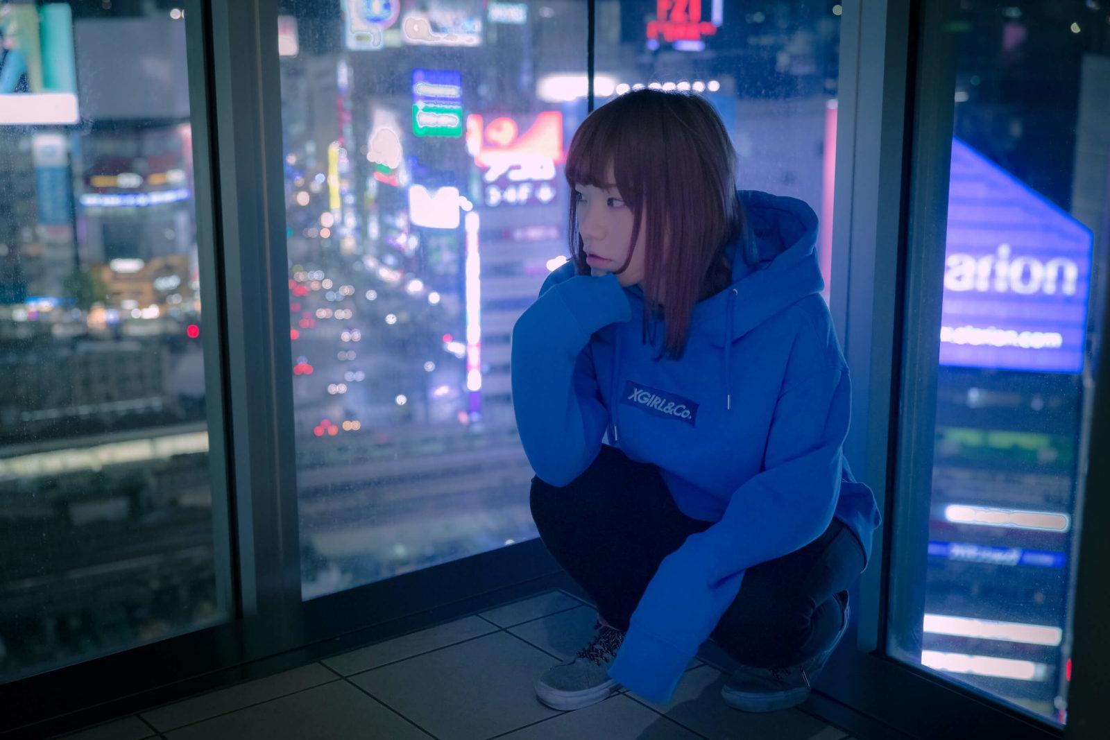 YUC'e、ストリーミング先行配信曲第2弾の「macaron moon」動画を配信限定アルバムから公開サムネイル画像