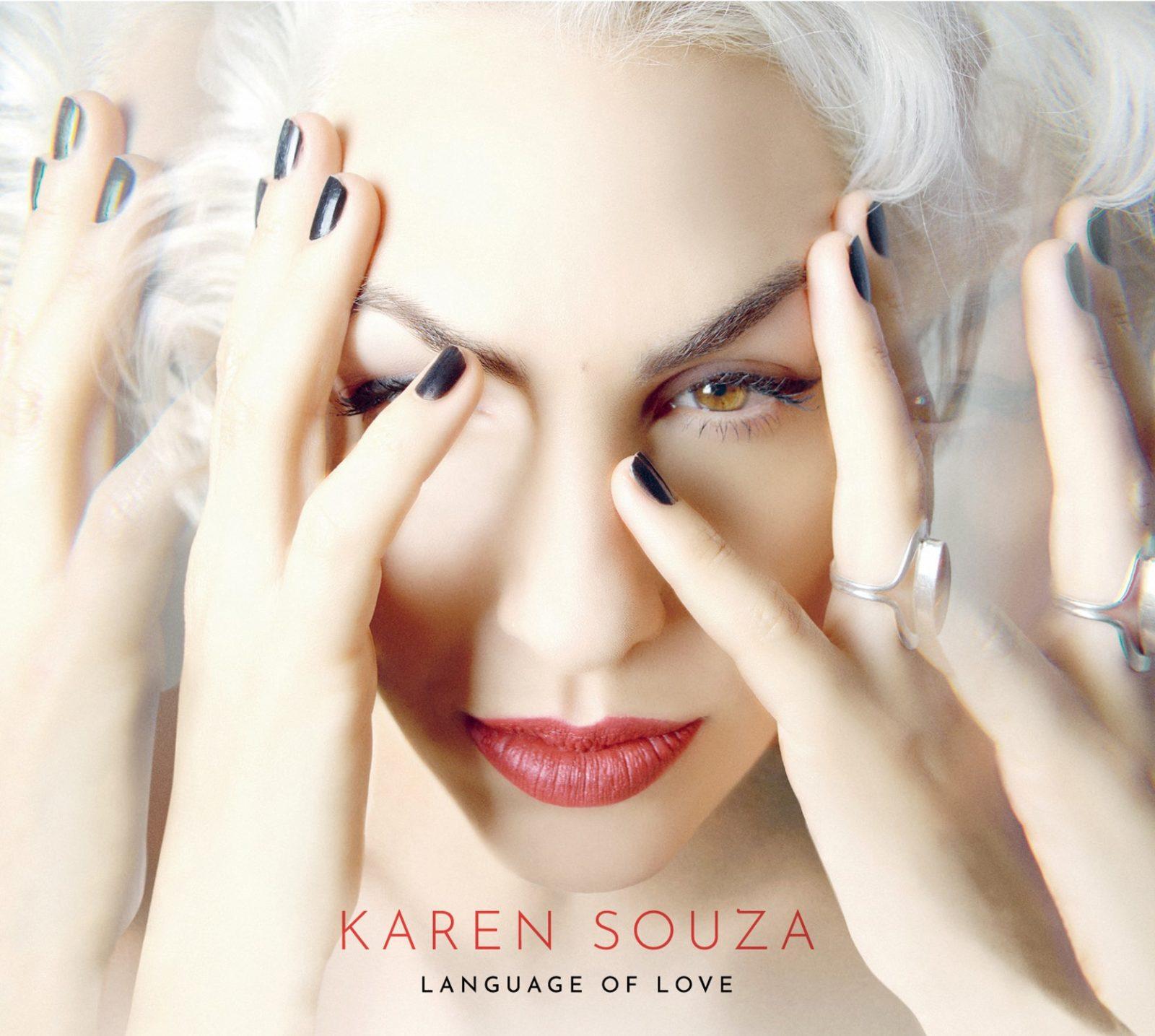 ジャズ・シンガーのカレン・ソウサ、約3年ぶりの新作発表サムネイル画像