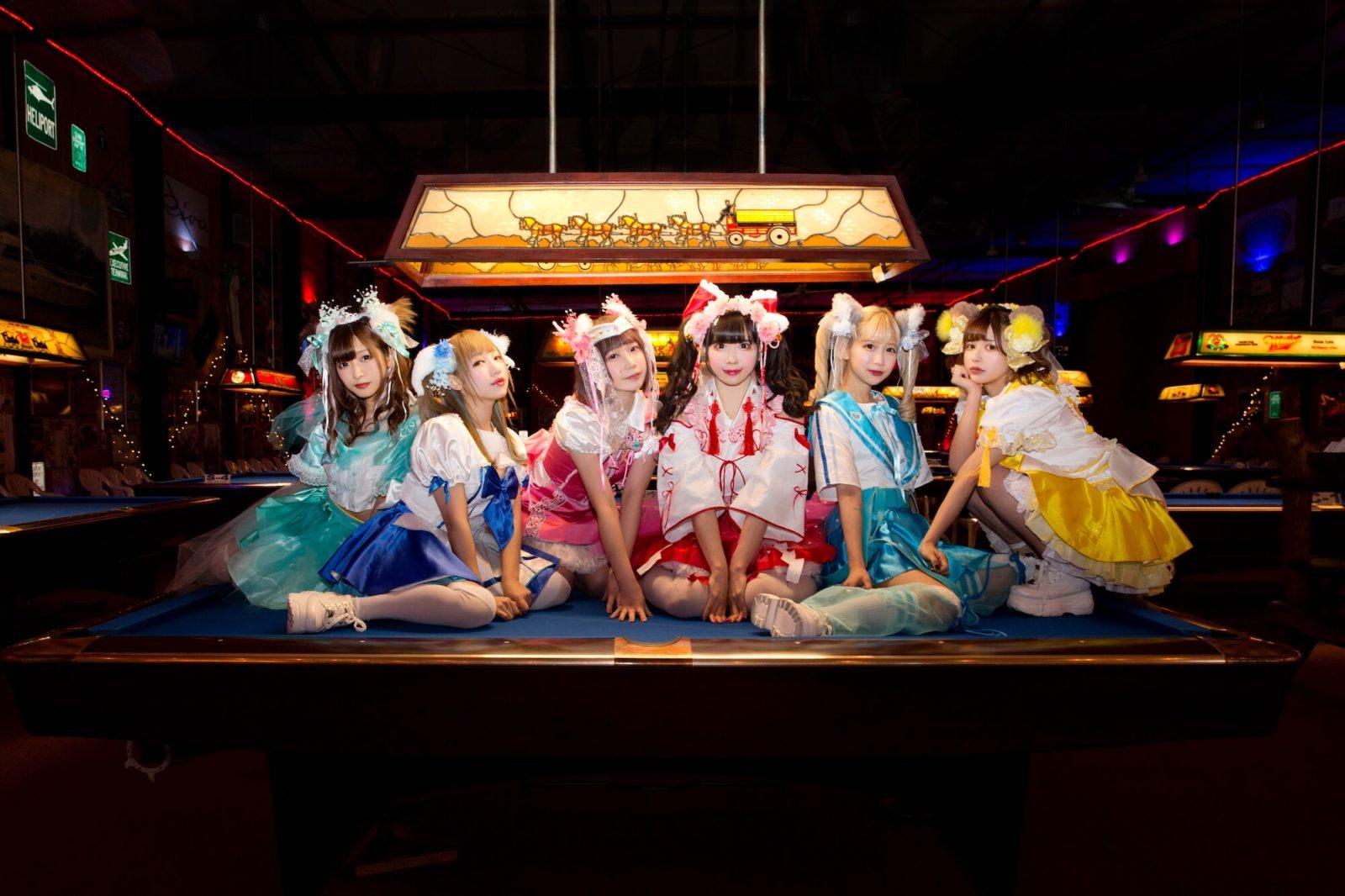 名前の通り仲良し!バンドじゃないもん!MAXX NAKAYOSHI、自主レーベル第1弾『ゴッドソング』リリース間近サムネイル画像!