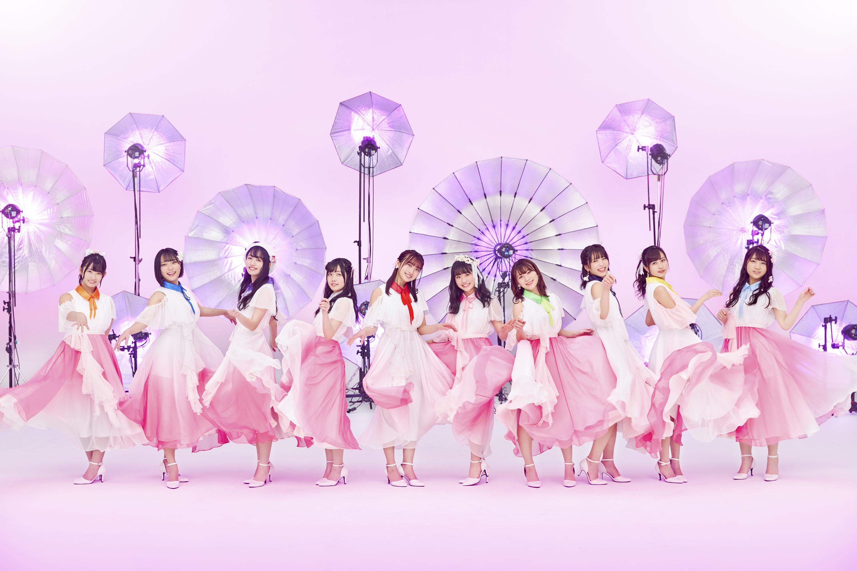 SUPER☆GiRLSの新曲「忘れ桜」がオリコンデイリーシングルランキング1位を獲得