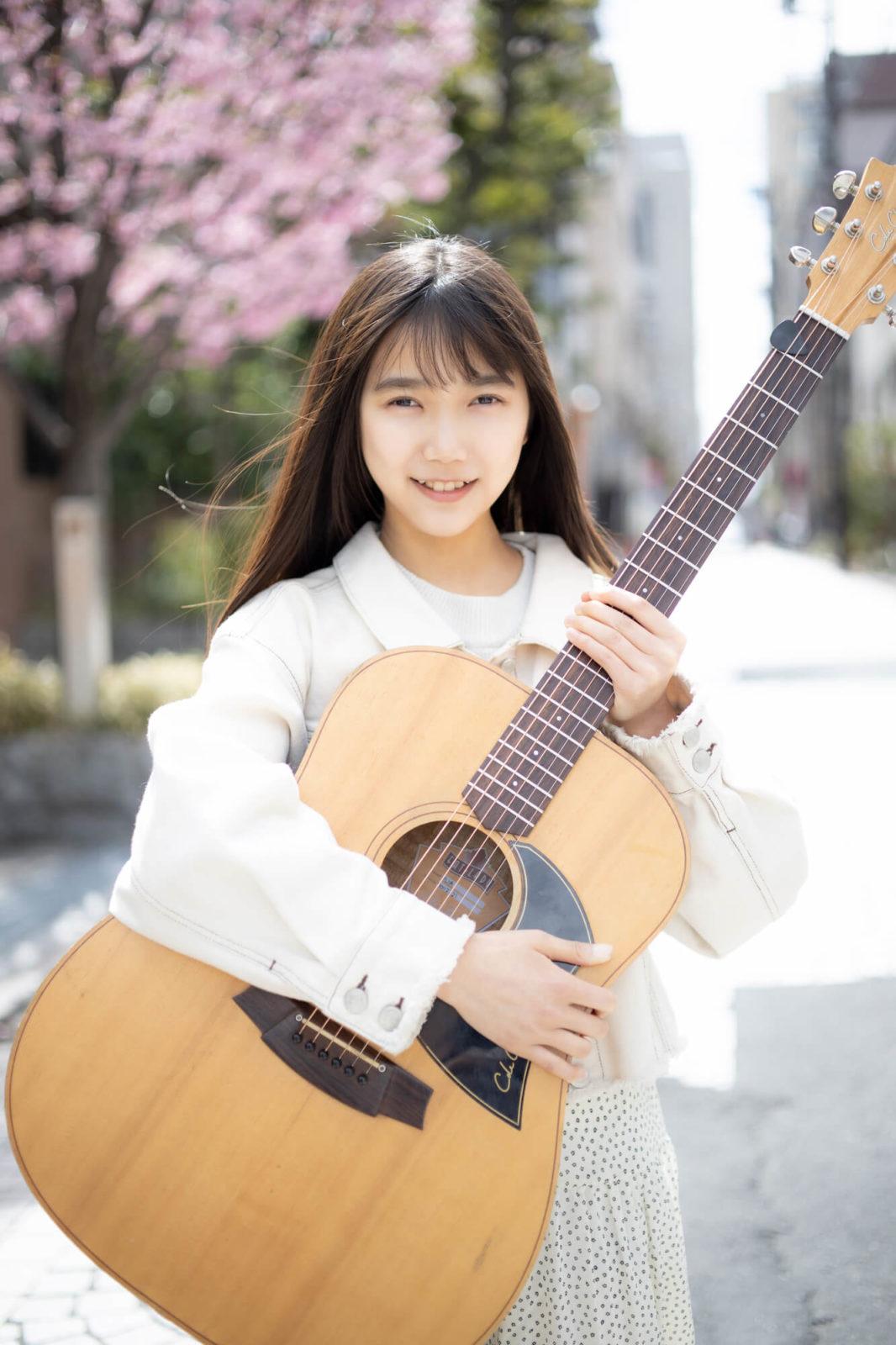 中学3年生シンガーソングライター泉真凜、初CD制作クラウドファンディングを開始、トレーラー映像公開サムネイル画像