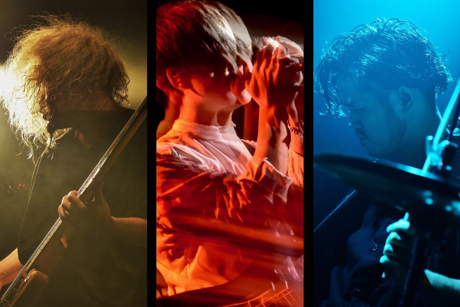 3ピースロックバンドCIVILIAN、3月13日(金)に無観客ライブを「17 Live」で生配信サムネイル画像