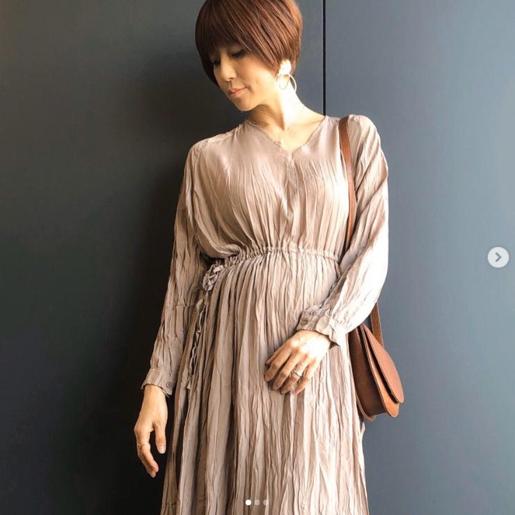 「今日は逆子ちゃん」hitomi、妊娠7カ月目突入を報告&エコー画像も公開サムネイル画像