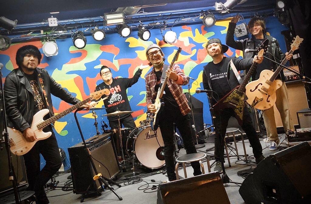 RAZORS EDGEなど4バンドによるチャリティーソング「EVERYDAY, THE NEW DAY」配信開始サムネイル画像