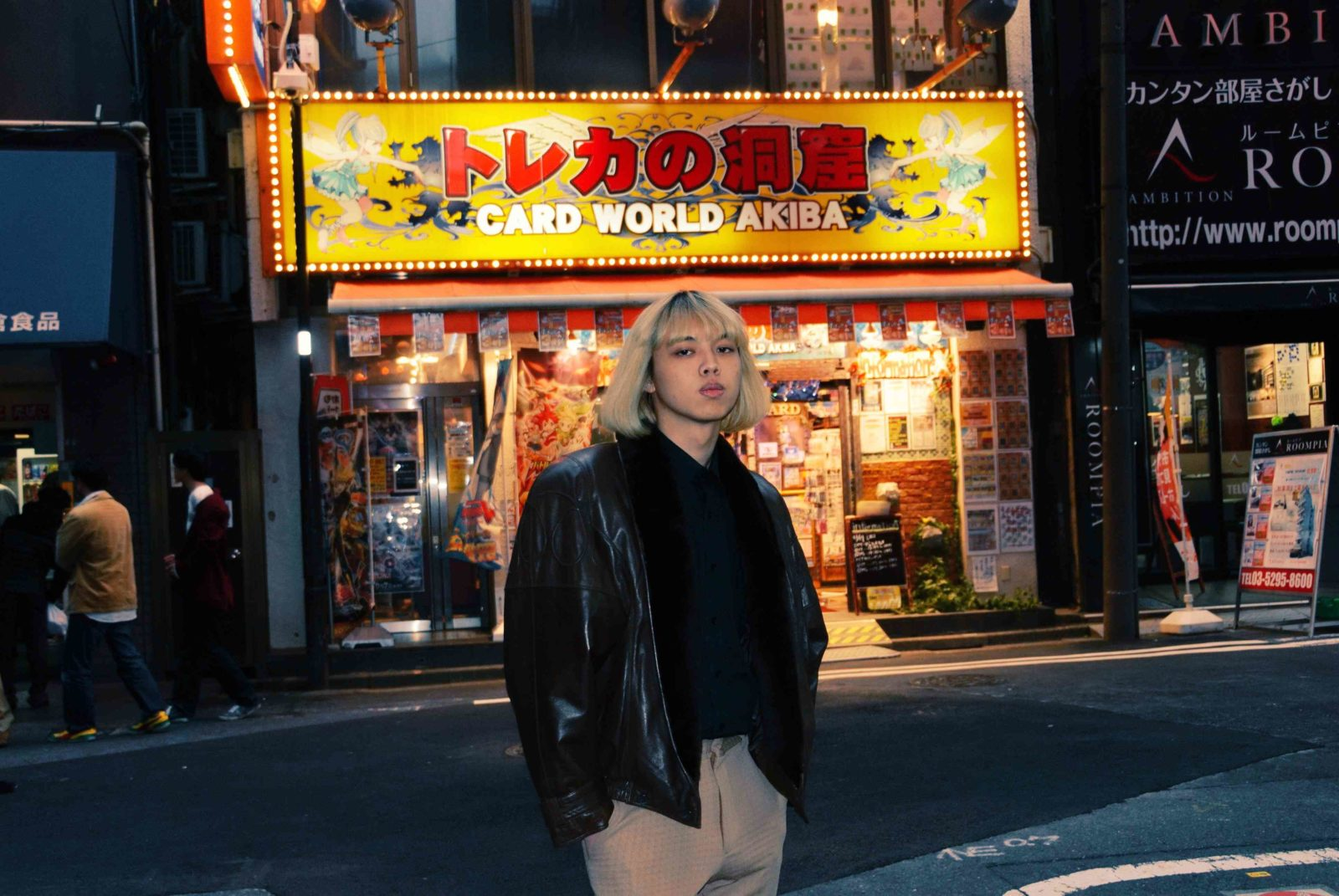 福島出身のラッパーnoma、3rd EP『丹青』をリリース&リード曲「白む」MV公開サムネイル画像
