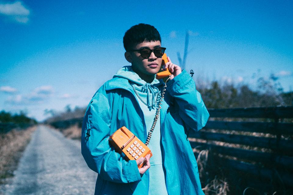 Shinn Yamada、新曲「ユレル」配信サムネイル画像