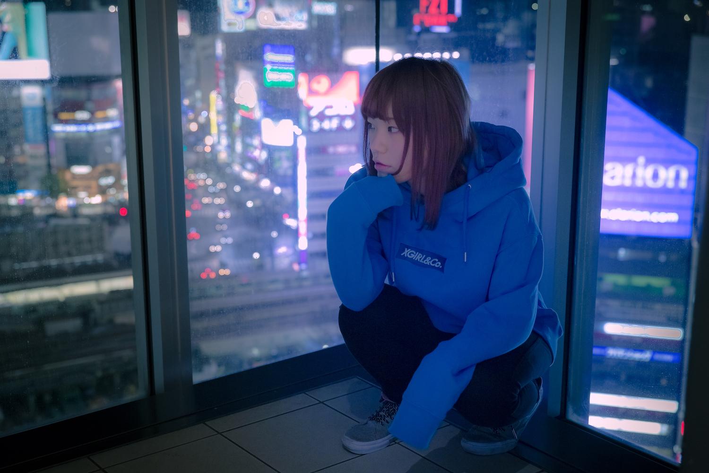 YUC'e、配信限定アルバムからストリーミング先行配信曲第7弾の「ライフライン」の動画公開サムネイル画像