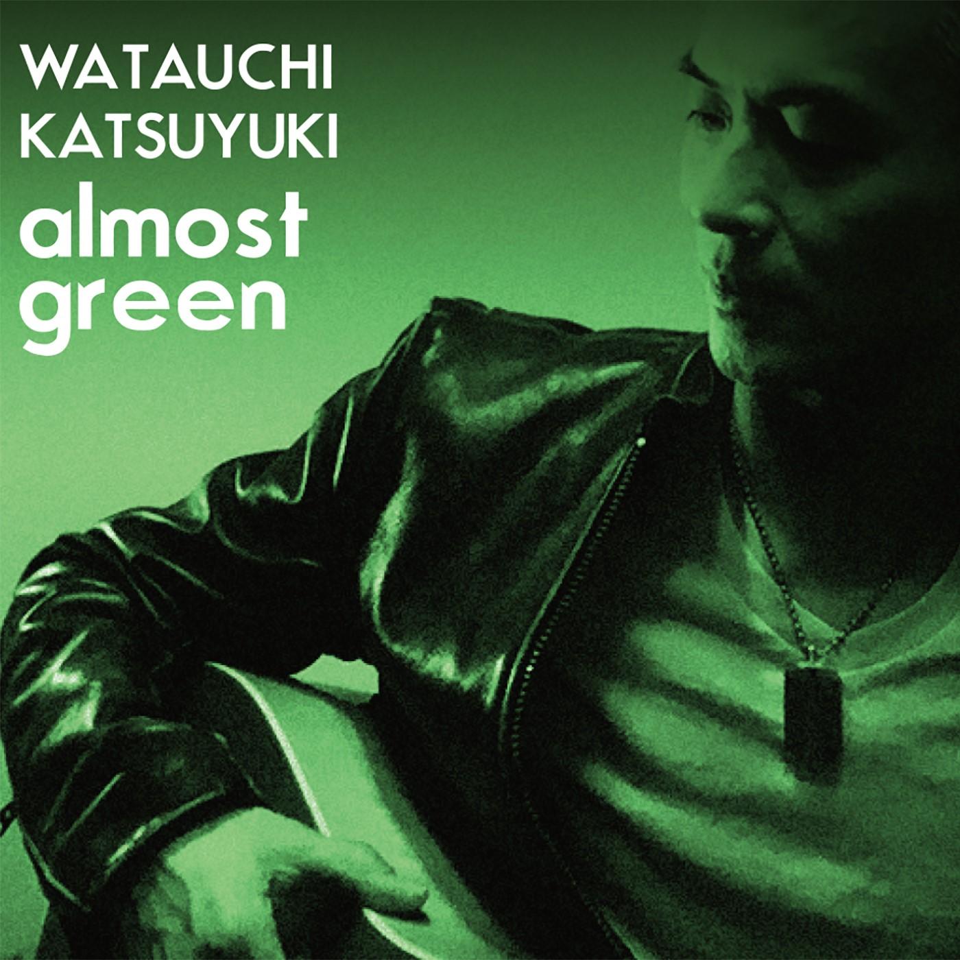 綿内克幸、7年ぶりのオリジナル・アルバム 「almost green」4月15日配信開始サムネイル画像