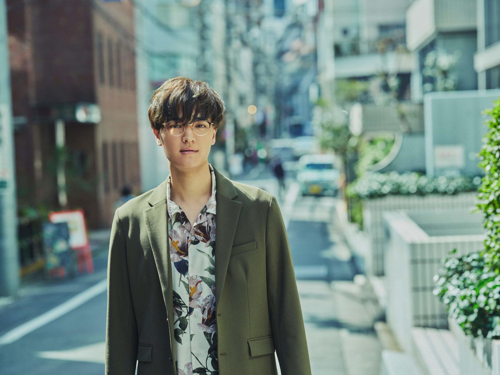 海蔵亮太、新曲「素敵な人よ」本人出演リリックビデオ完全版公開サムネイル画像