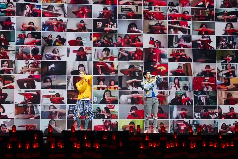 東方神起、全世界に向けた自身初のオンラインライブ「Beyond LIVE」で圧巻のパフォーマンスを披露サムネイル画像