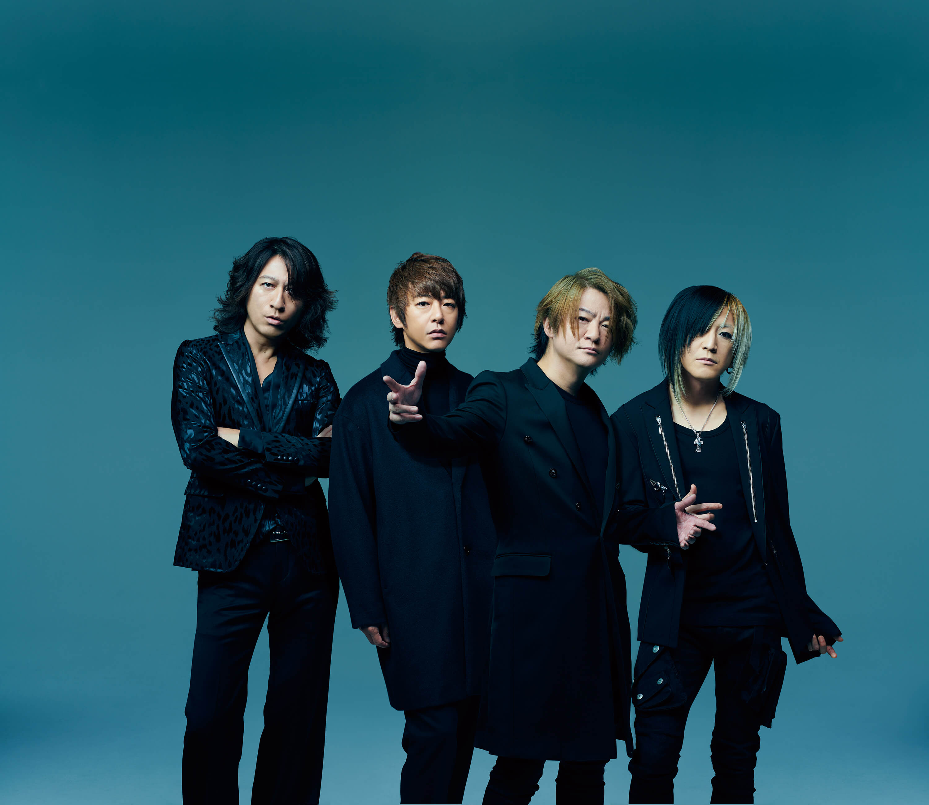 「GLAY Special Live 2020 DEMOCRACY 25th INTO THE WILD Presented by WOWOW」放送決定