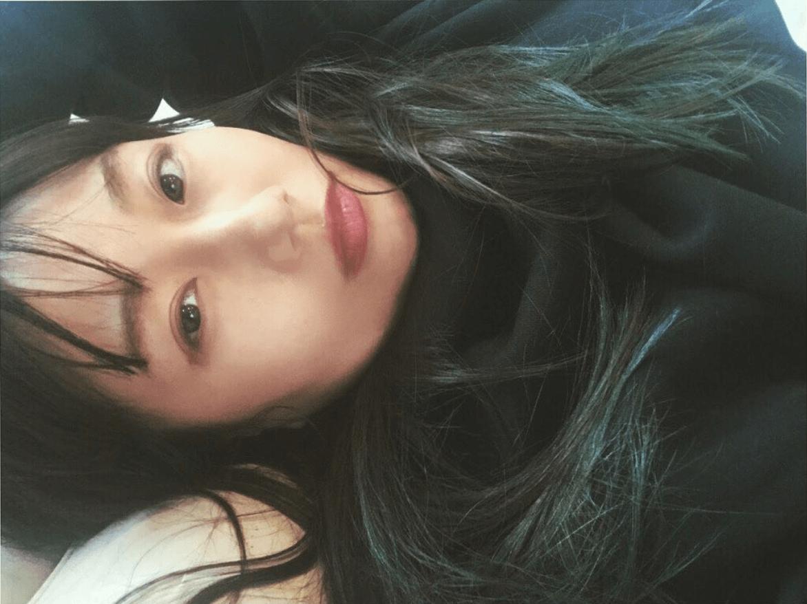 大塚愛、グリーンへの髪色チェンジSHOT公開に反響「素敵な髪色」「朝からドキッ」