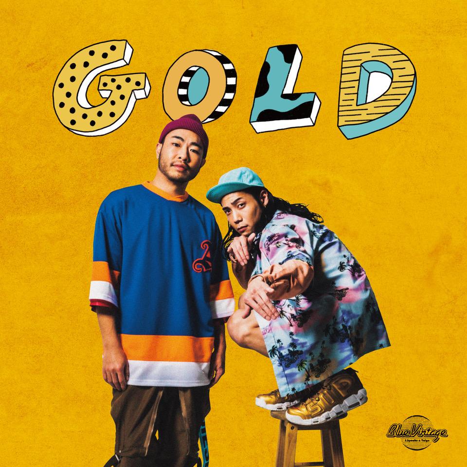 Blue VintageがNEW アルバム「GOLD」をリリース&「So Old, but Gold」のMVも解禁!メンバーからのコメントもサムネイル画像
