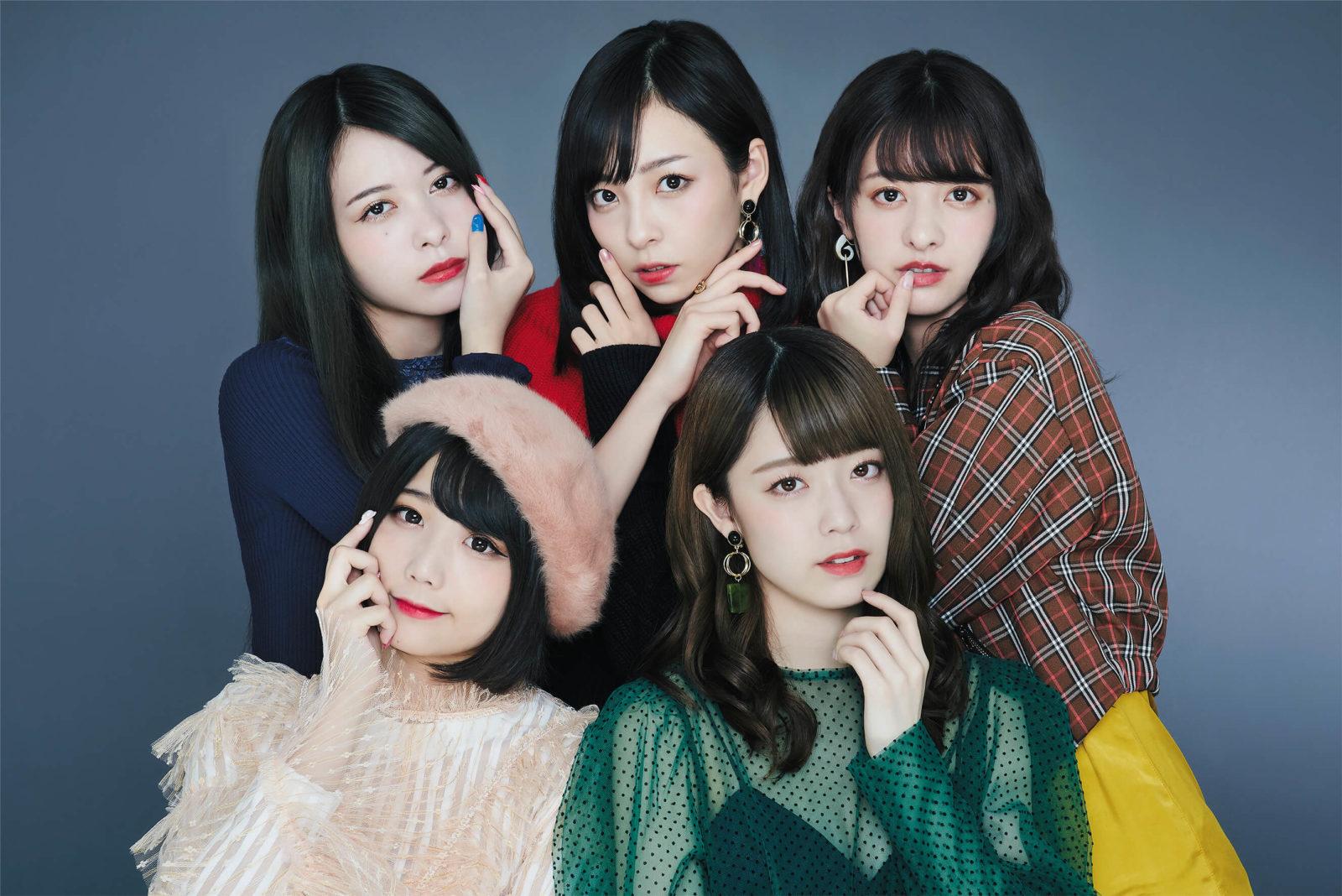 神宿、初のユニット曲「Erasor」OTOTOY先行でハイレゾ配信スタートサムネイル画像!