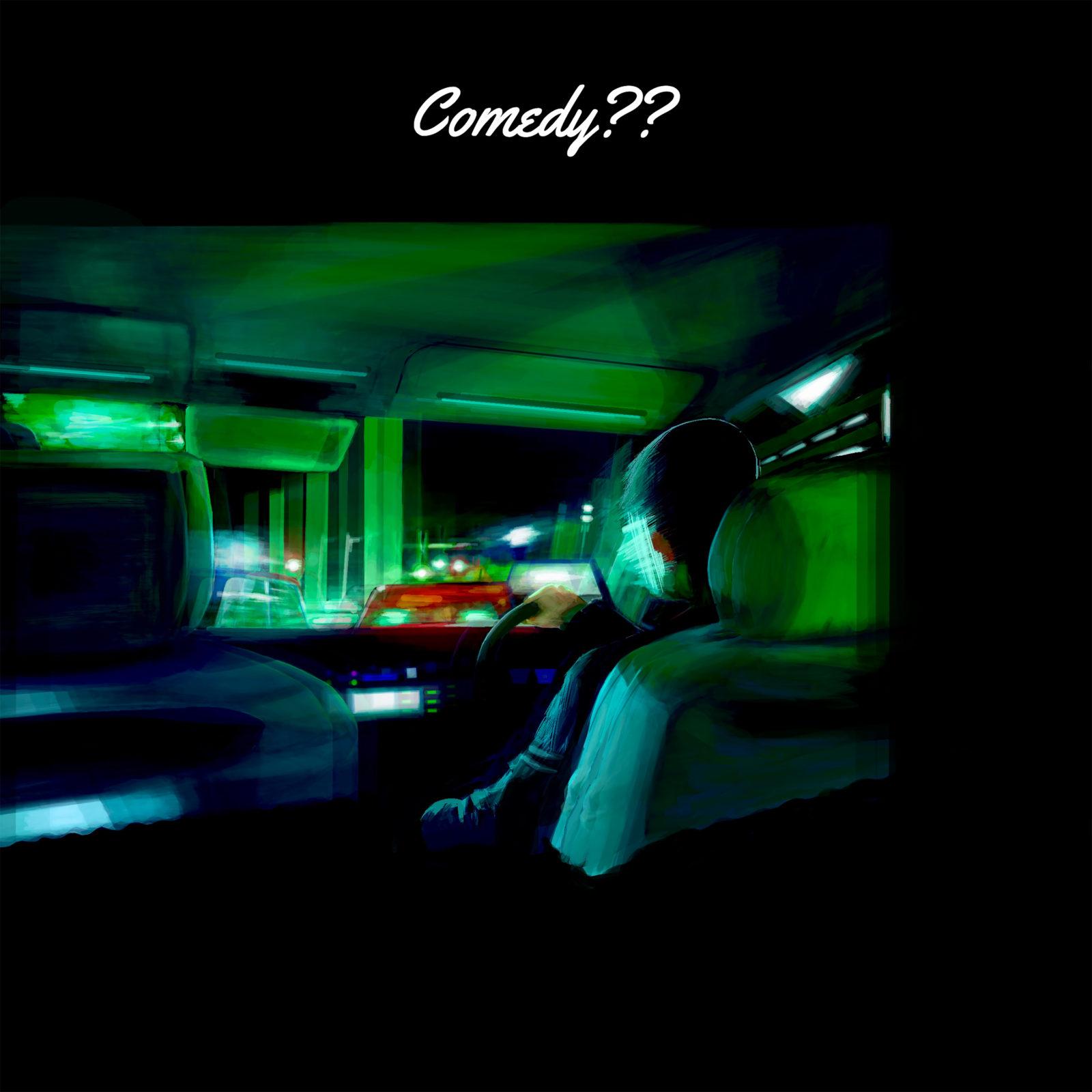 愛知県を拠点に活動する気鋭のSSW・碧海祐人、愁いを帯びた新曲『Comedy??』を配信リリースサムネイル画像