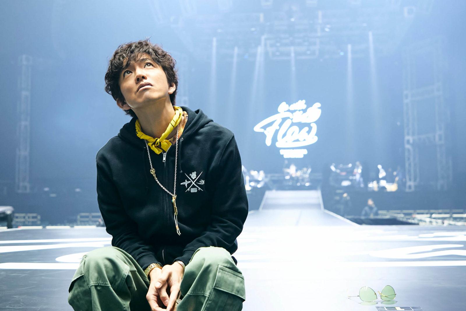 木村拓哉「TAKUYA KIMURA Live Tour 2020 Go with the Flow」 商品詳細発表サムネイル画像