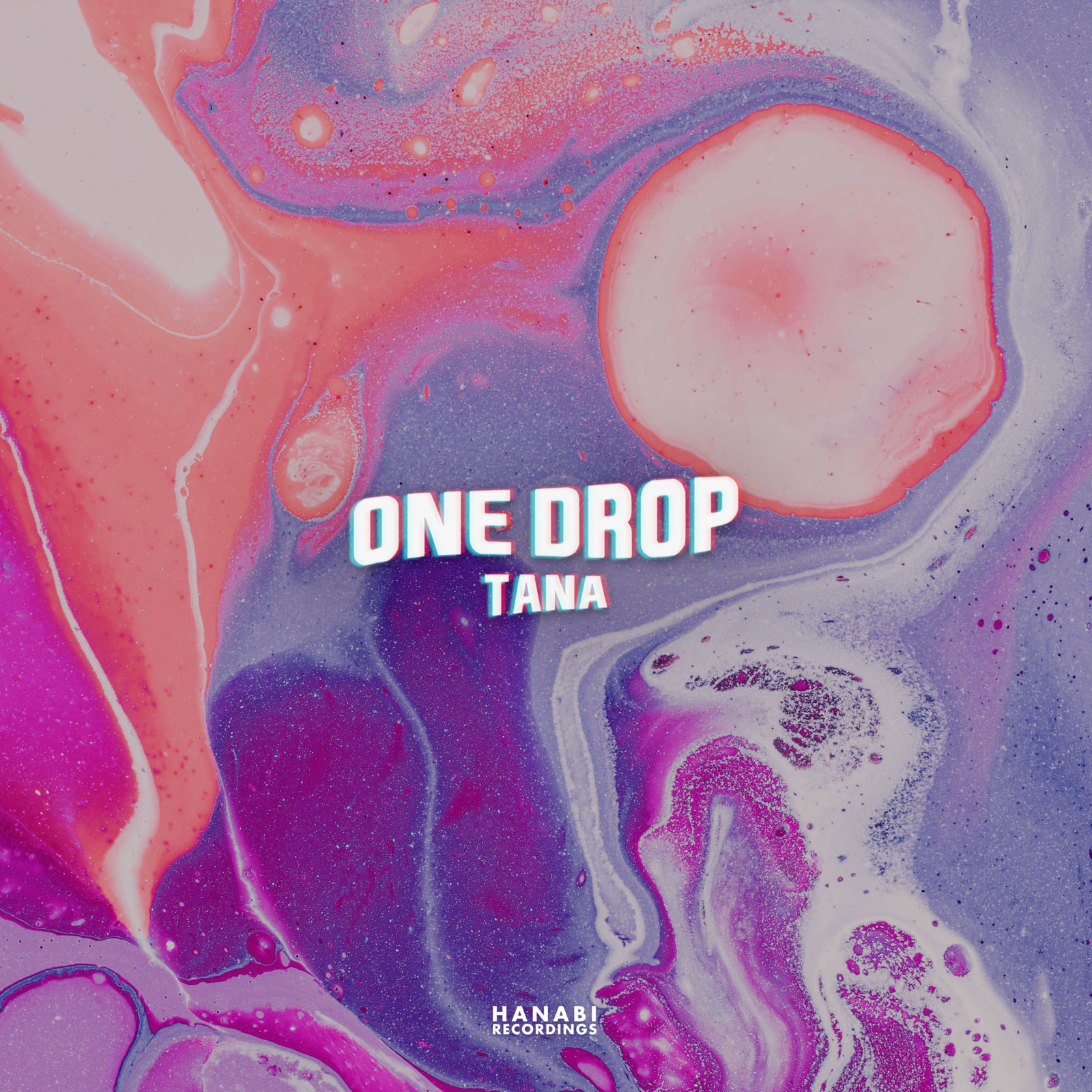 """独自の世界観を持つ""""TANA""""が、新曲「One Drop」リリースサムネイル画像"""