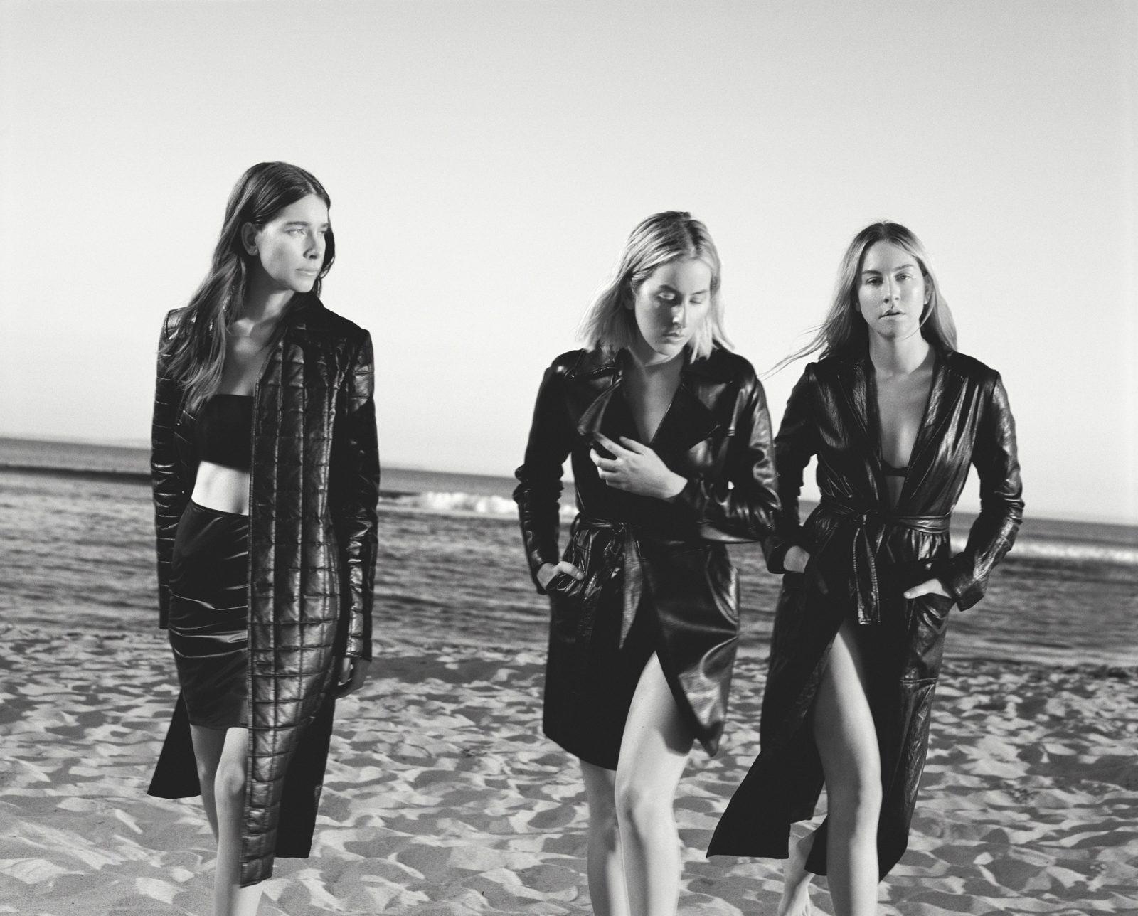 ハイム、3年ぶりのアルバムから新作MVを公開サムネイル画像