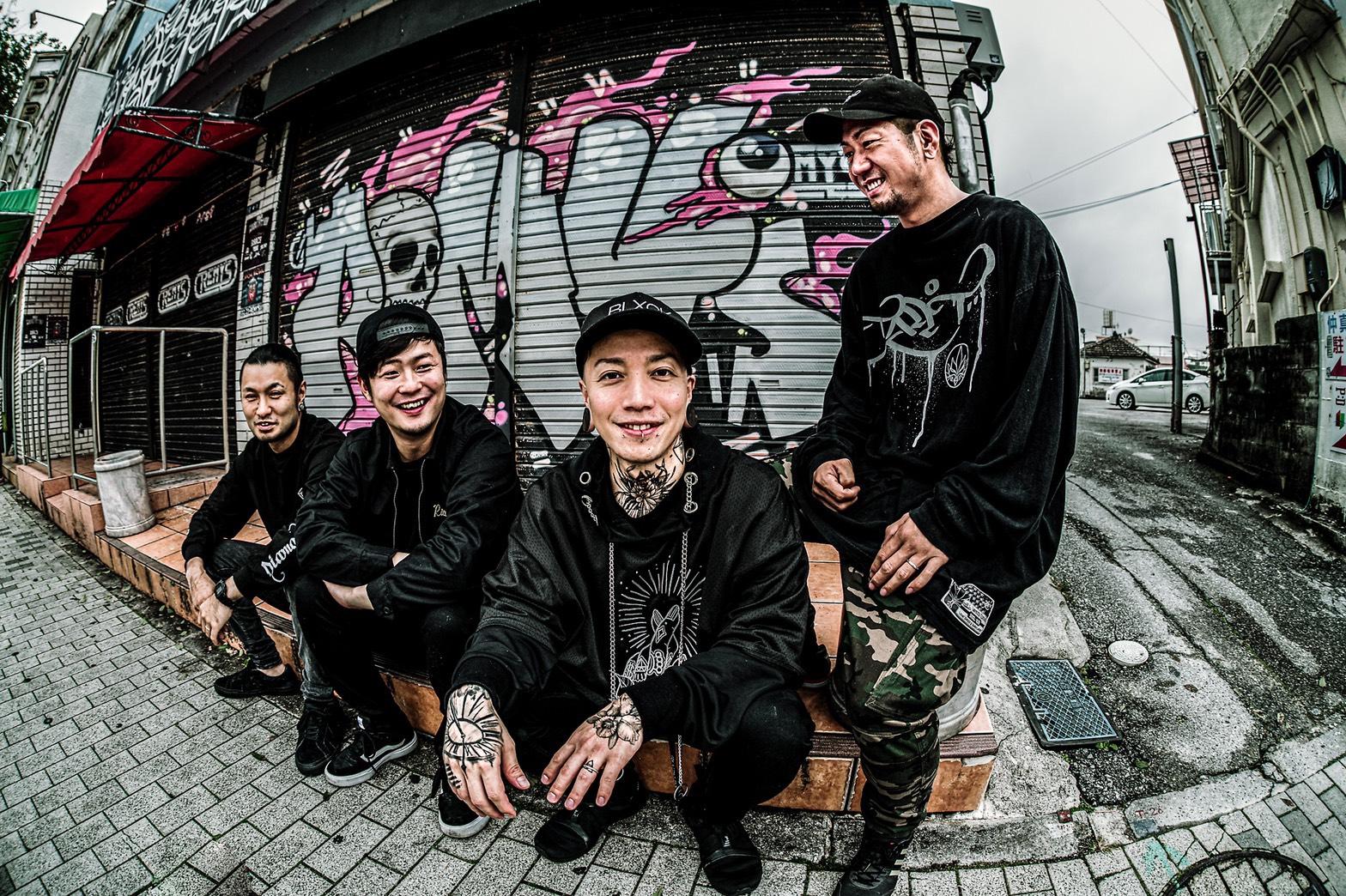 沖縄のロックバンドROACH、新作ミュージック・ビデオ「Get Free」公開サムネイル画像