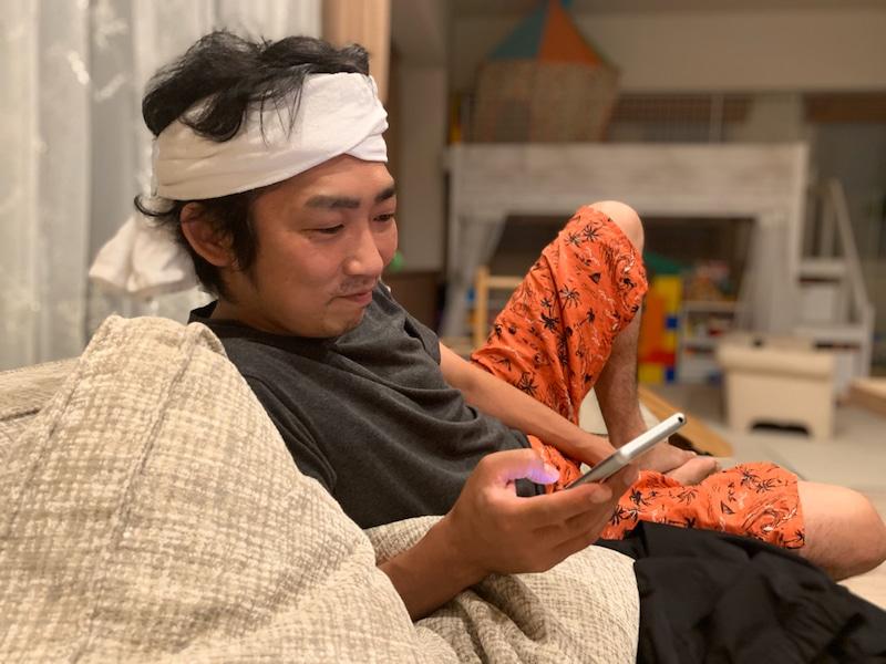"""ノンスタ石田、約5か月ぶりのヘアカット""""前後SHOT""""を妻が公開「DASH村憧れだったのにね」"""
