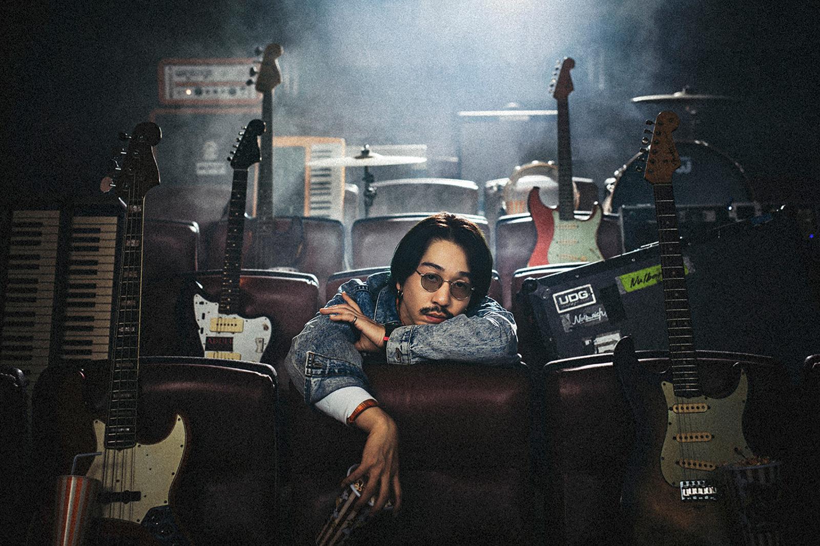 Nulbarich、新章を告げるニューシングル「LUCK」がメルセデス・ベンツCM楽曲にサムネイル画像