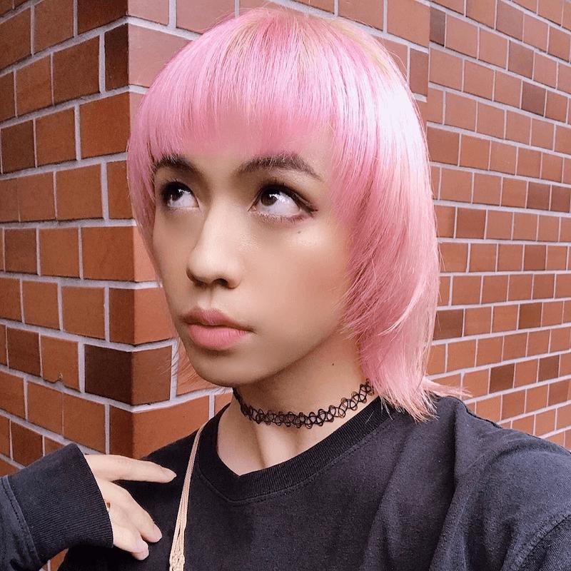 りゅうちぇる、キュートなピンクに髪色チェンジ「ものすごく気に入っています」
