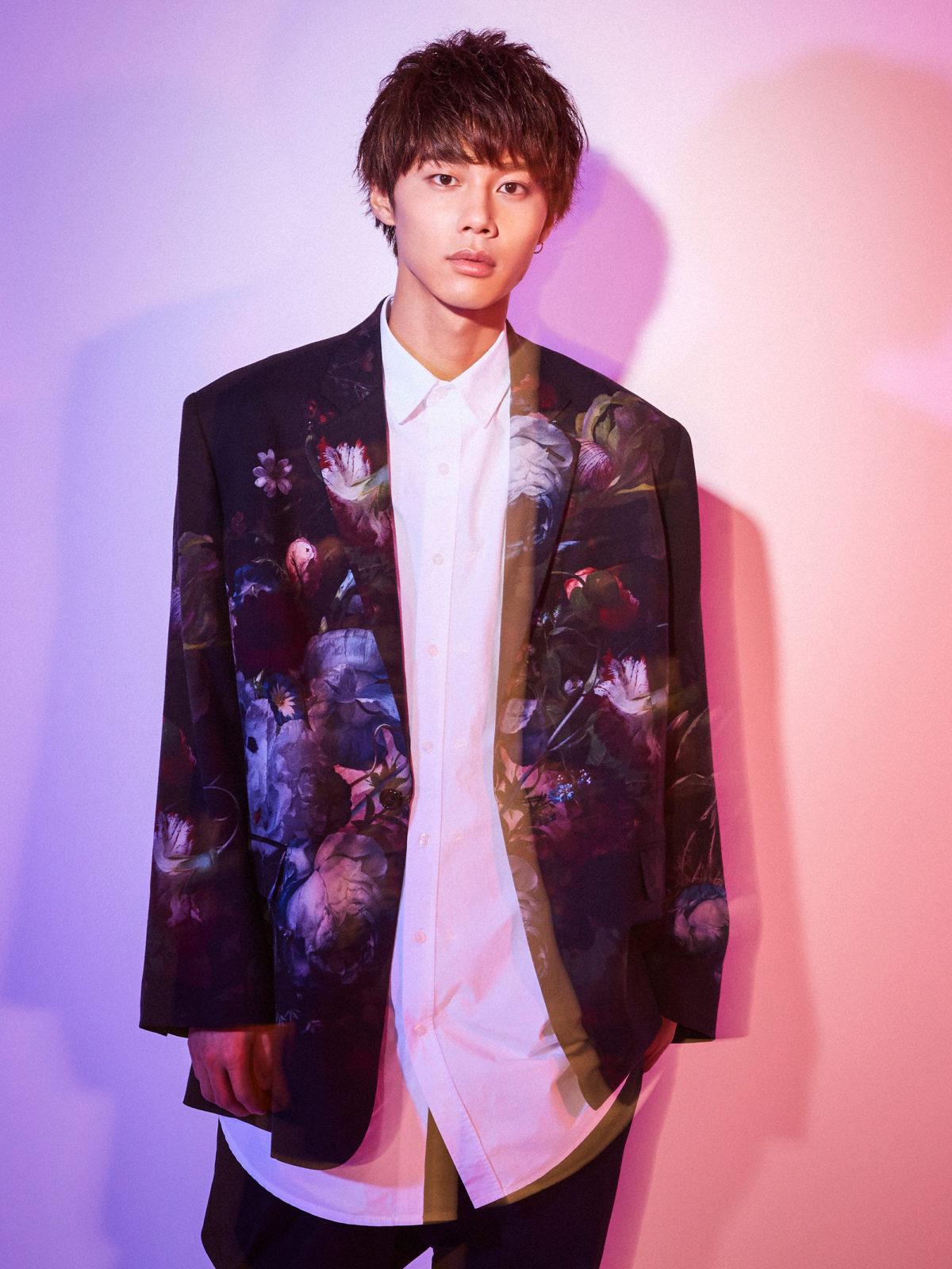 SOLIDEMO 手島章斗、ソロ初デジタルリリース楽曲「大好き。」ジャケット写真解禁サムネイル画像