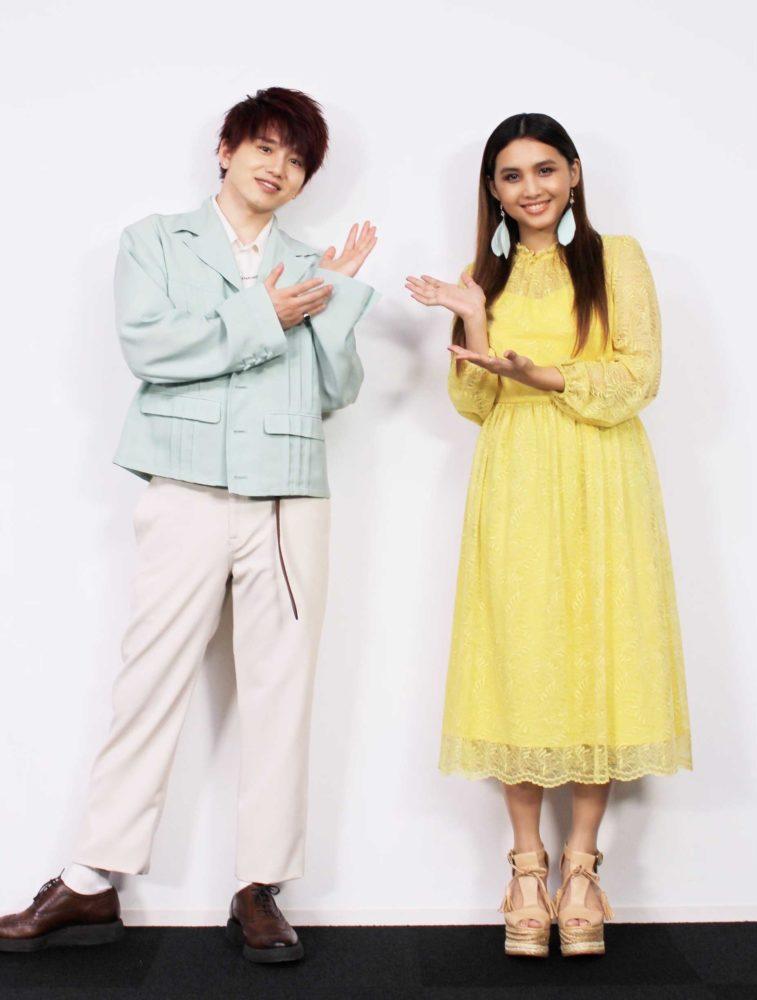 Beverlyと花村想太(Da-iCE)がカバーした「Endless Love」MVが公開4日間で10万回再生突破