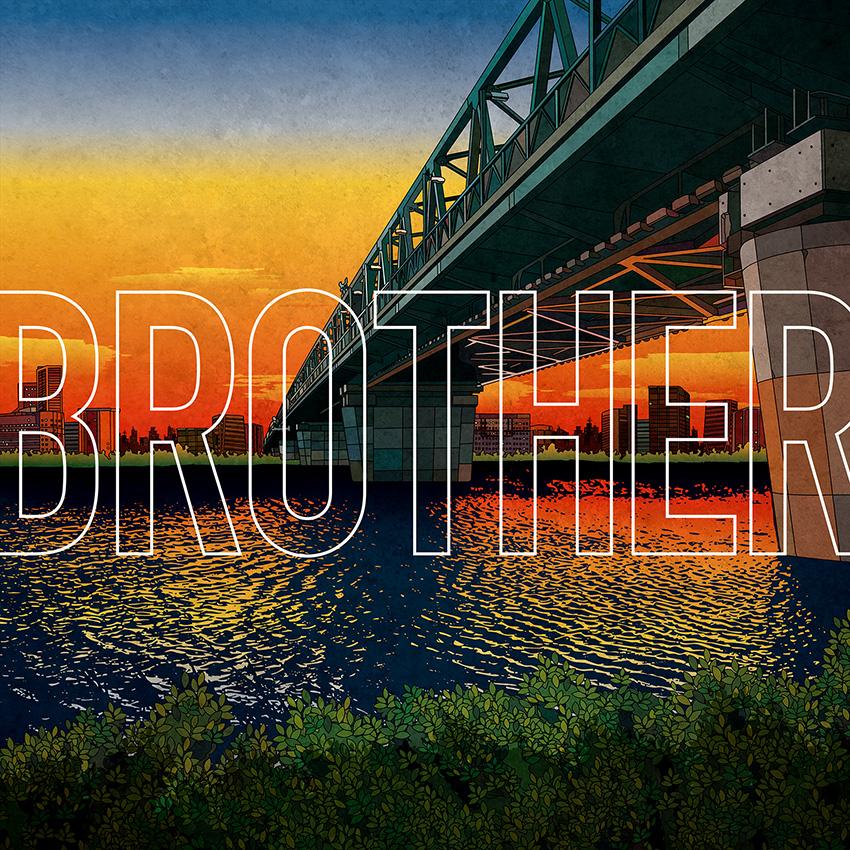 EINSHTEIN(アインシュタイン)、1st Full Album先行デジタルシングル『brother』をリリース!ミュージックビデオも同日公開サムネイル画像