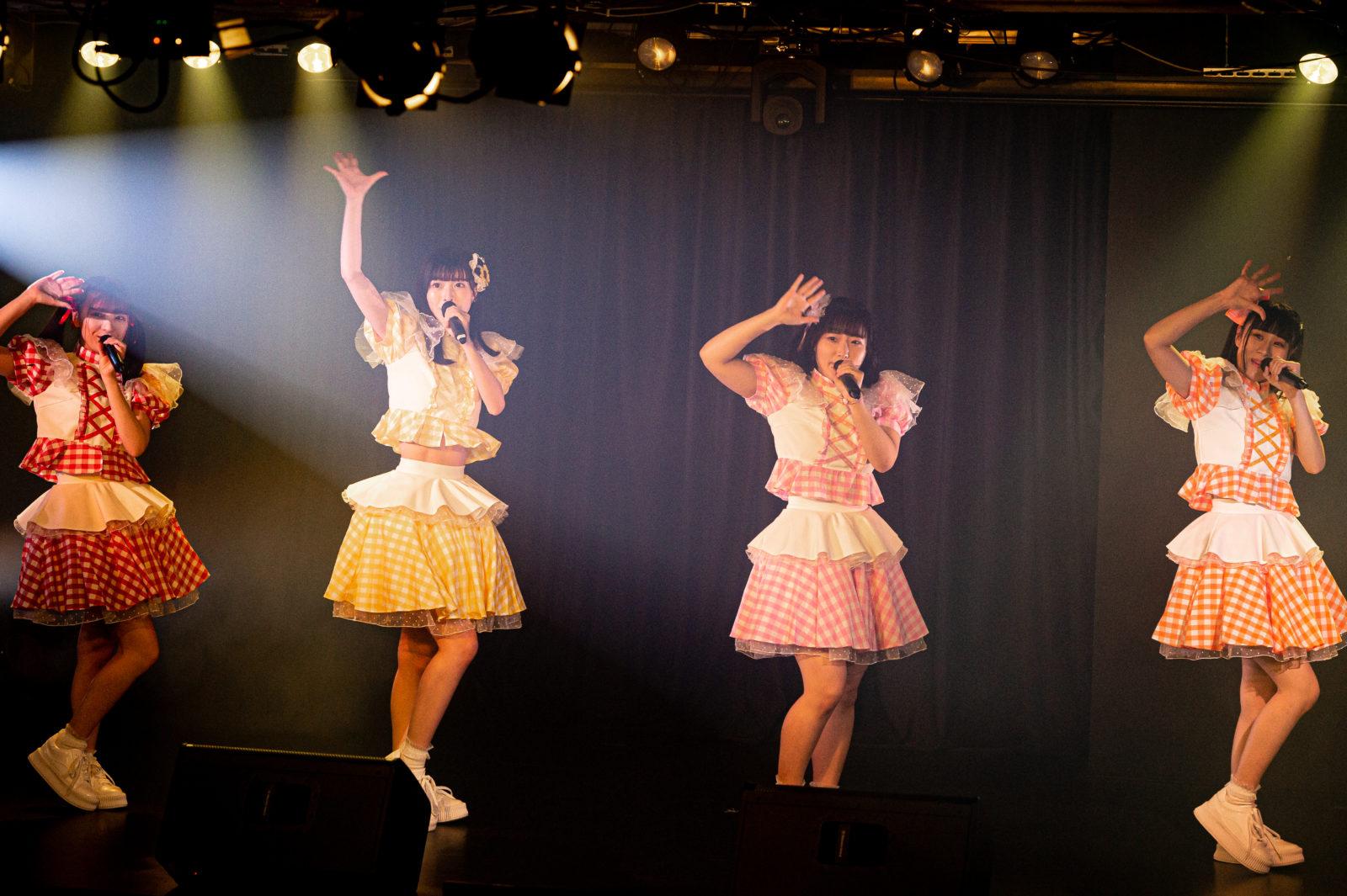 ガールズアイドルグループ・STELLABEATSが結成6周年記念&中山みなみのお披露目配信ライブを開催サムネイル画像