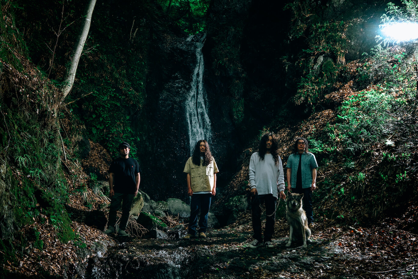 G-FREAK FACTORY、アルバム収録曲「ヴィンテージ」のMV公開と先行配信が決定
