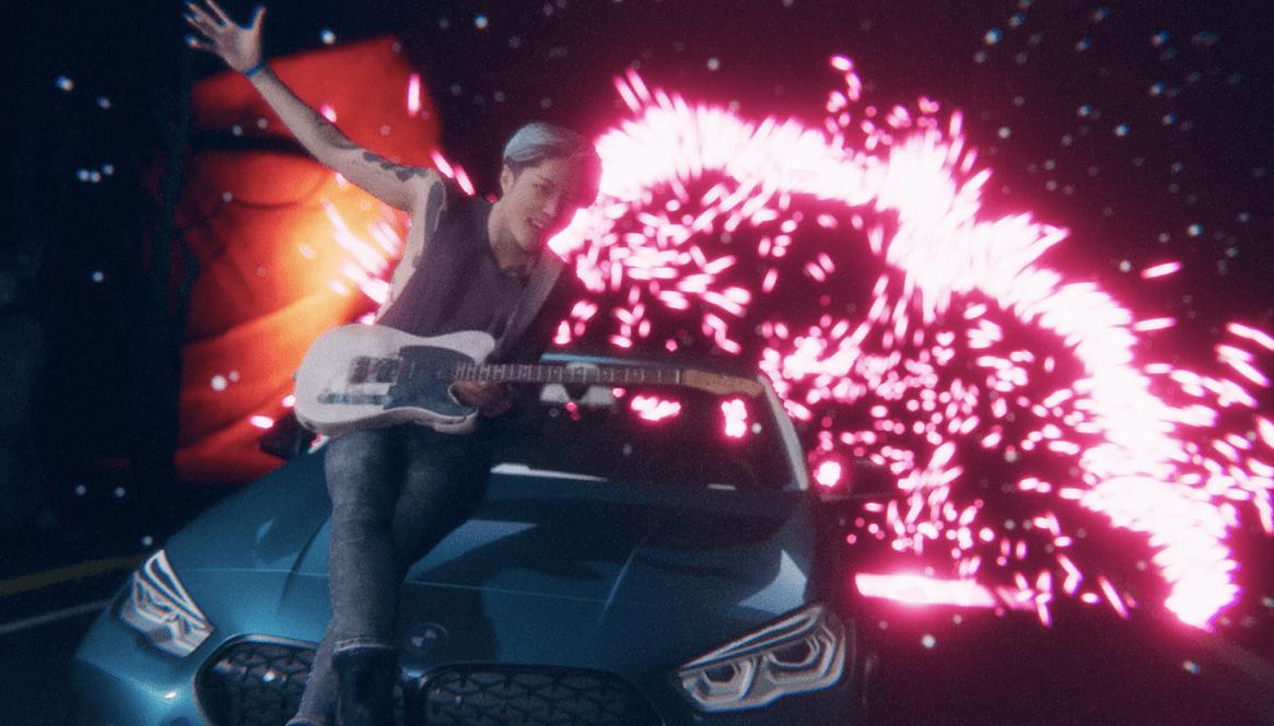 MIYAVI、ヴォリュメトリックキャプチャを使用した3D映像「Need for Speed」MV公開