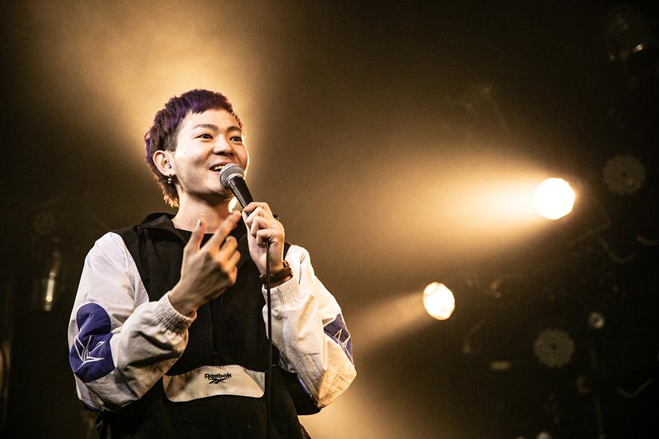 シシノオドシTACK、ASOBOiSM・Shinn Yamadaらの客演に続き初のソロ作発表サムネイル画像
