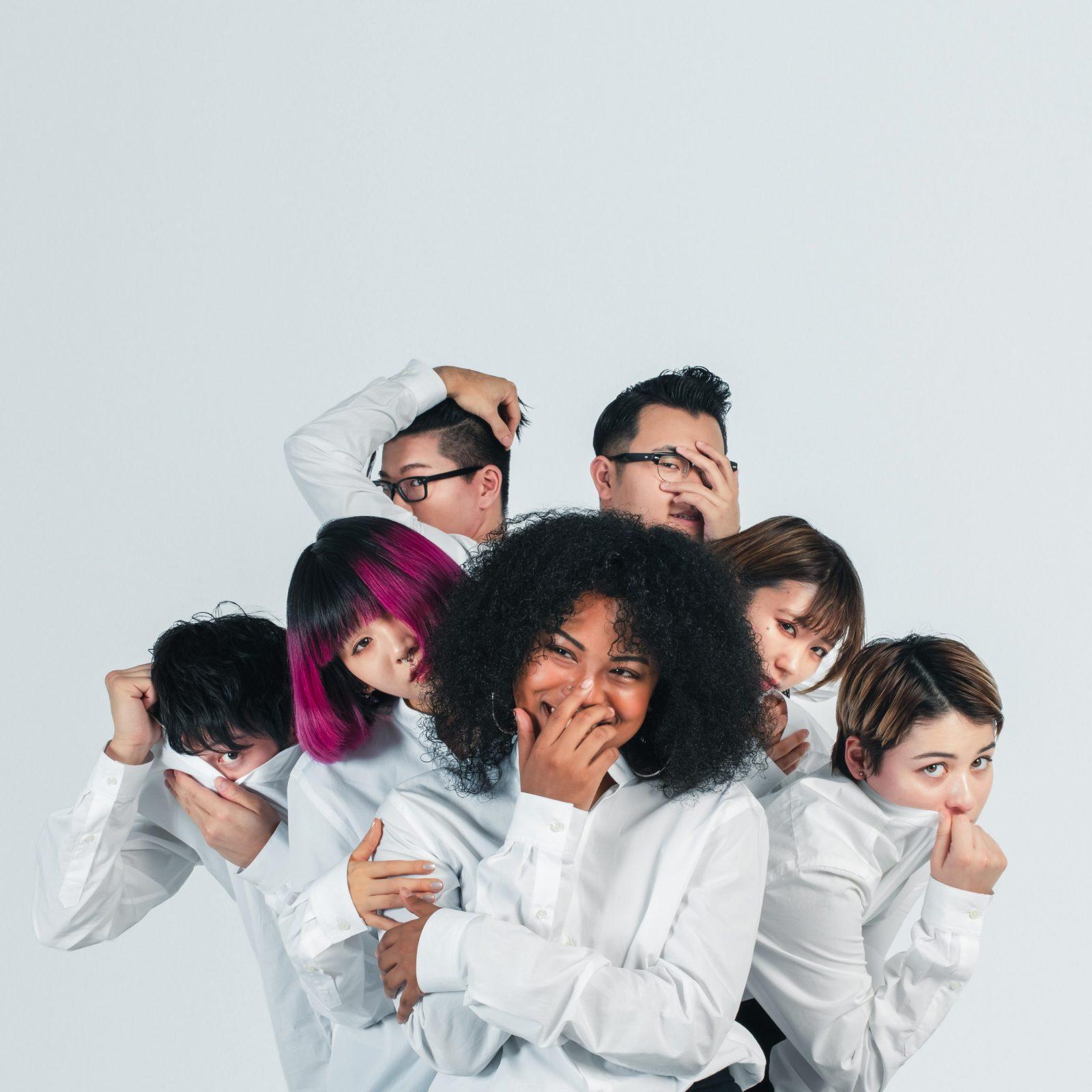 グローバルシャイ、3ヶ月連続配信リリース第2弾『国人ラップ』をリリースサムネイル画像