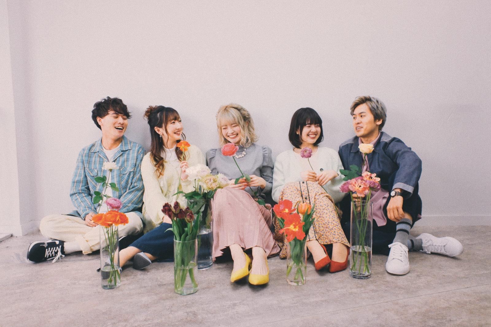 """Nagie Lane、2作目となるミニアルバム """"Dramatique"""" のリリース&直前に新曲「花と蜜」の初披露も決定サムネイル画像"""