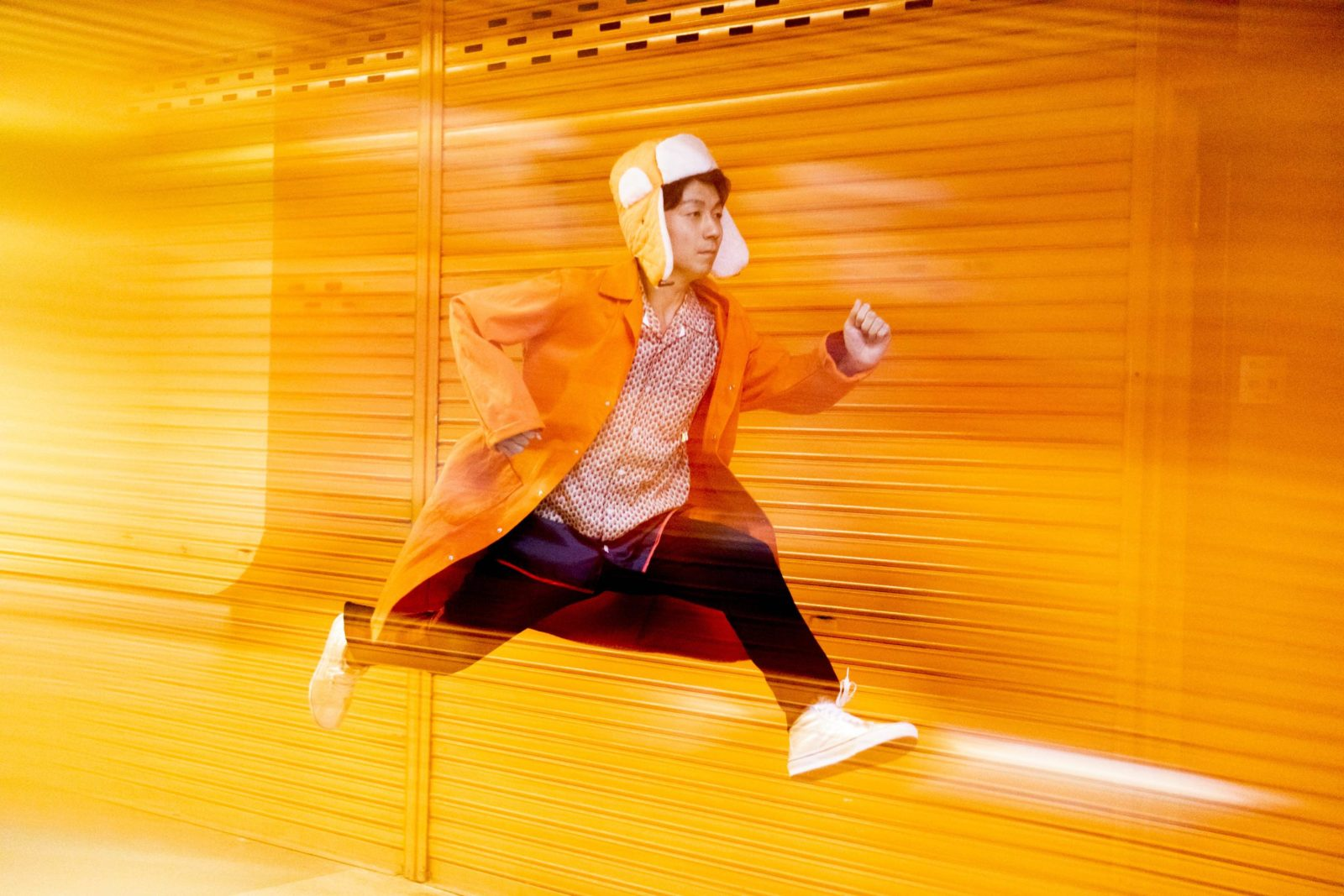 Kenmochi Hidefumi、アルバム『たぶん沸く〜TOWN WORK〜』から先行で「Lolipop」をデジタルリリースサムネイル画像