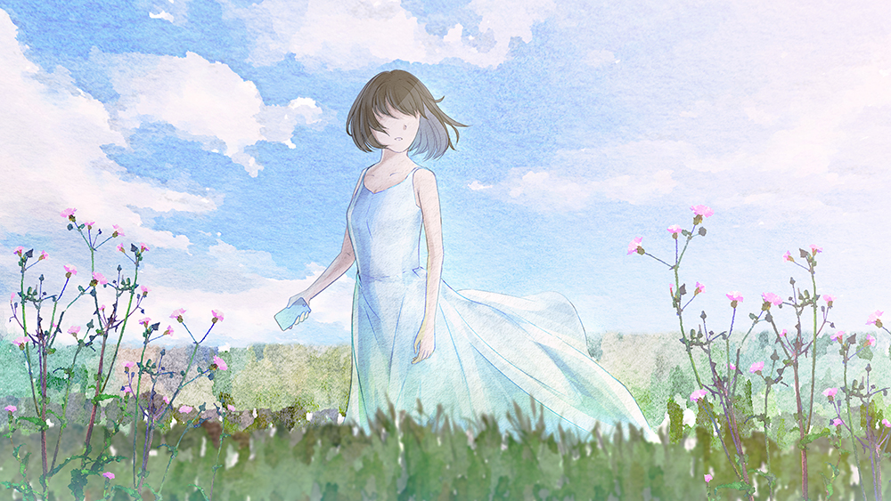 JUJUの楽曲「あざみ」に寄せられたファンのストーリーを動画化