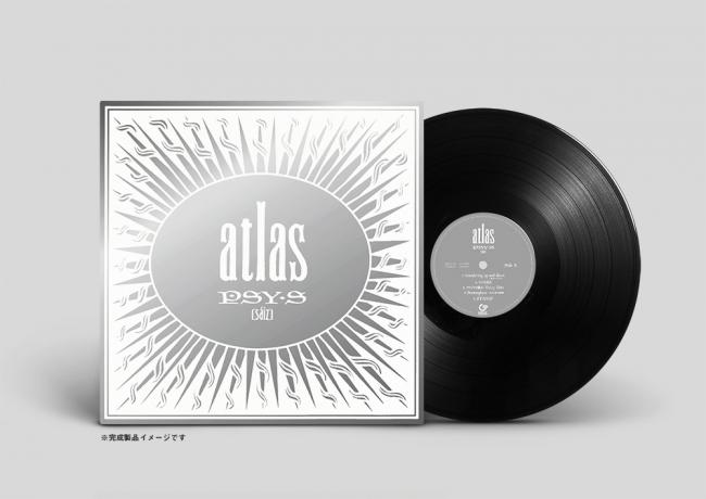 "PSY・S[saiz]、『ATLAS』アナログ盤と『LIVE PSY・S Looking For The ""ATLAS"" Tour '89』ブルーレイ盤のパッケージ公開サムネイル画像"