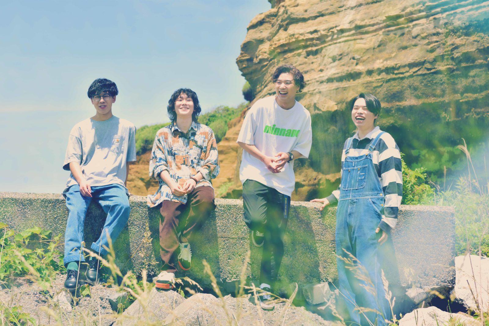 kobore、メジャーデビューアルバム「風景になって」をリリース&収録曲「FULLTEN」のMVを公開サムネイル画像