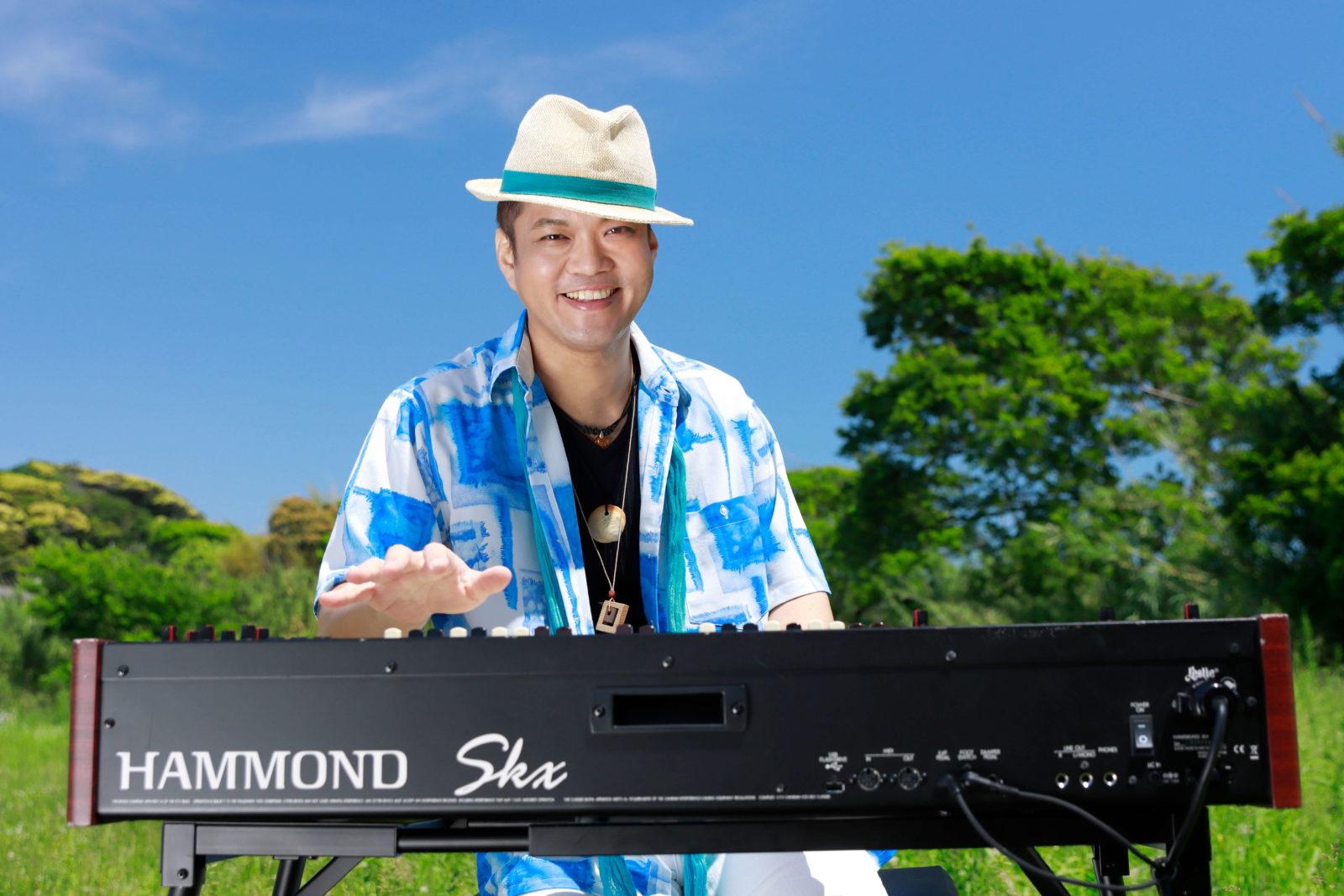 ボサノバ、サンバのピアニスト&オルガン奏者、今井亮太郎5年ぶりとなるオリジナル・アルバムをリリースサムネイル画像