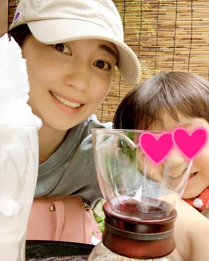 飯田圭織、子供とのキャンプ満喫SHOTに「めっちゃいいですね」「楽しそう」の声