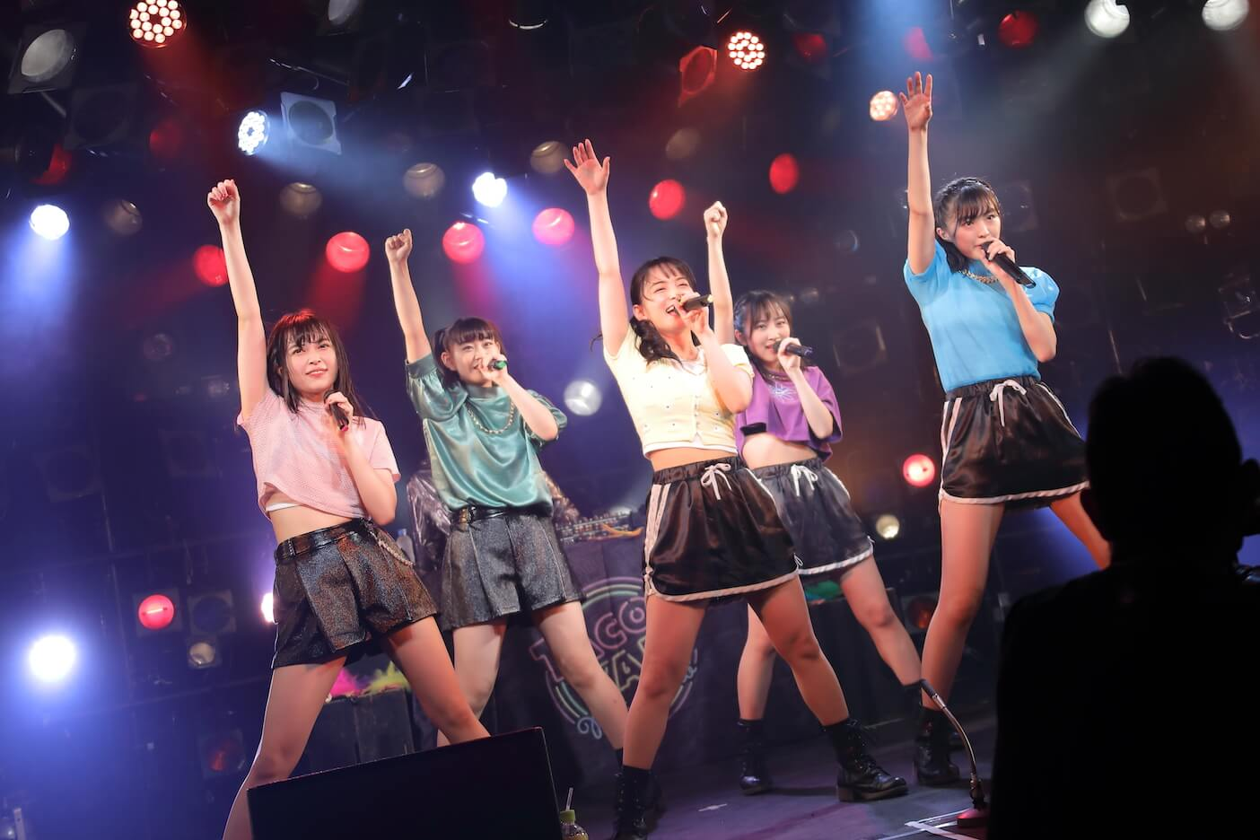 たこやきレインボー、「CLUB RAINBOW'20」生配信ライブ開催サムネイル画像