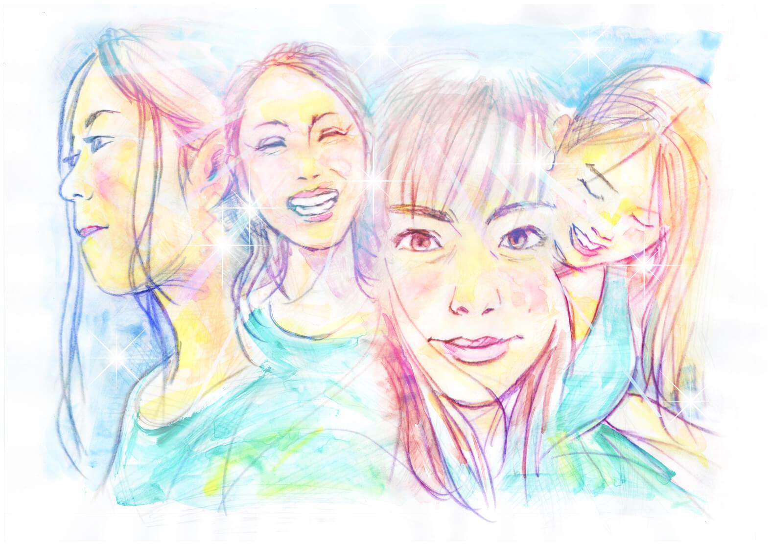 あゆたーり、デビュー曲「煌く」の公式ミュージックビデオを公募サムネイル画像