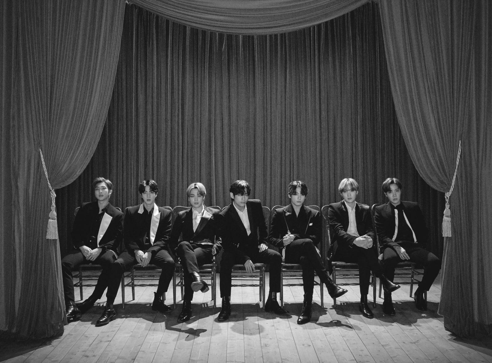 BTS、最新曲「Stay Gold」ミュージックビデオが5000万回突破サムネイル画像
