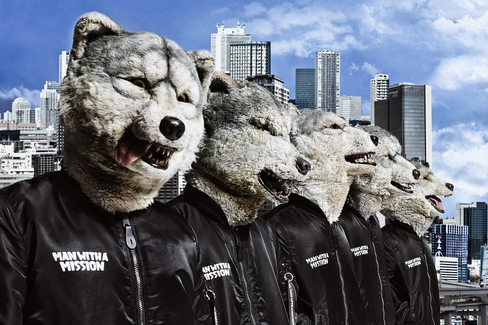 MAN WITH A MISSION、BESTアルバムプリオーダースタートサムネイル画像