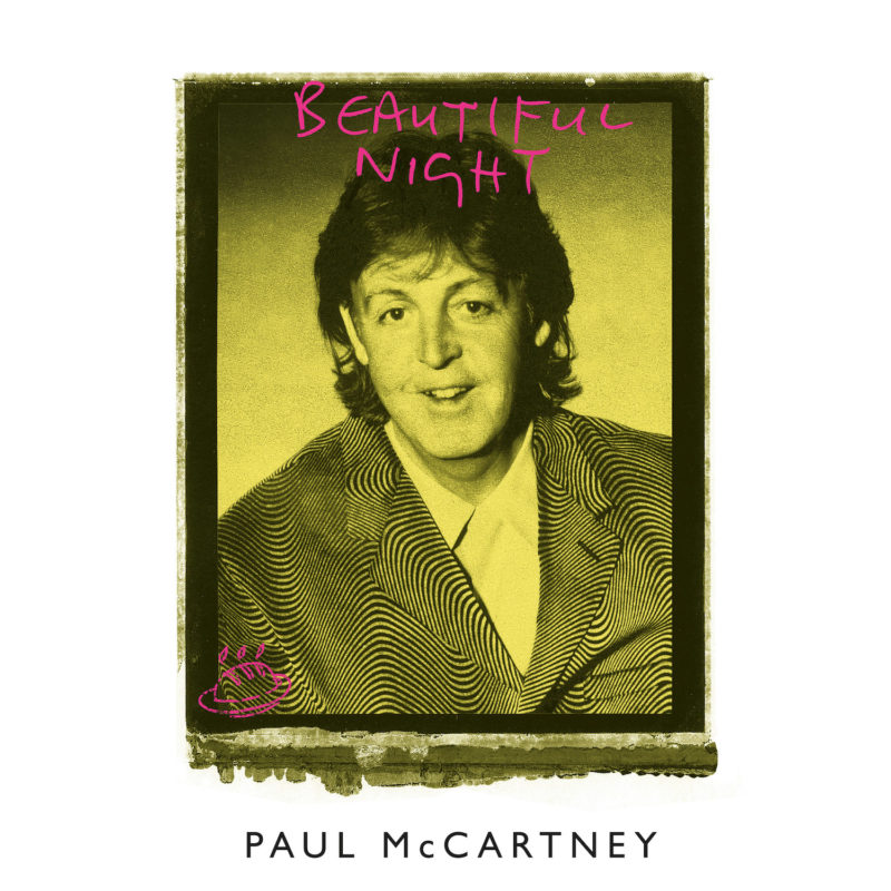 ポール・マッカートニー、『ビューティフル・ナイト』EP発売&リマスターされたMVも公開サムネイル画像!