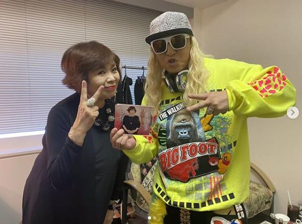 DJ KOO、上沼恵美子との笑顔2SHOT公開し心境吐露「また是非復活して…」サムネイル画像
